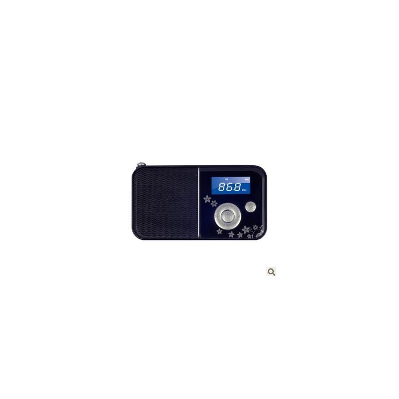 (包邮)熊猫ds-111插卡音箱 fm收音机 数码小音箱 便携式插卡收音机