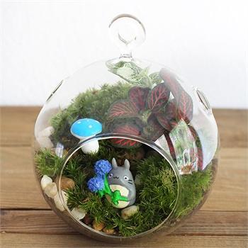 玻璃瓶子diy手工制作圣诞礼物