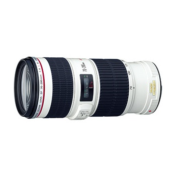 佳能(Canon) EF 70-200mm f/4L IS USM 中长焦变焦镜头
