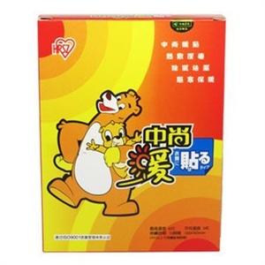 中尚日化 20片4盒装大熊抱小熊暖宝贴 暖身贴 暖宝宝贴 暖腰贴 暖宫贴 一贴热ck-28