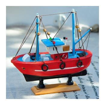 工艺船模型手工制作家居装饰礼品