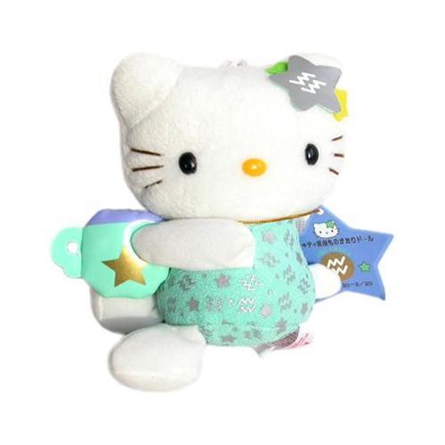 hello kitty十二星座公主(水瓶座)