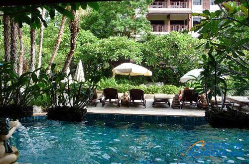 【佰程】普吉岛卡塔棕榈温泉度假酒店