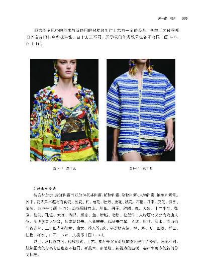【th】服饰图案设计与应用(第2版) 陈建辉著 中国纺织出版社