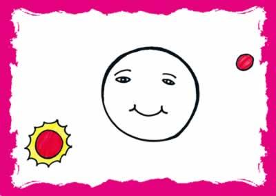 儿童美术创意涂鸦5