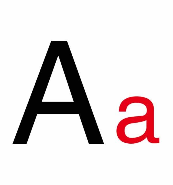 英语字母-60张