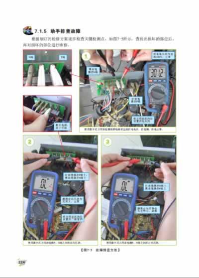 了解空调器室外机的内部结构(p21-p22)