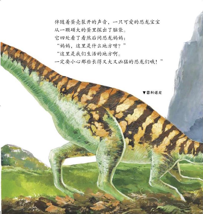动物·恐龙:欢迎来到恐龙王国!