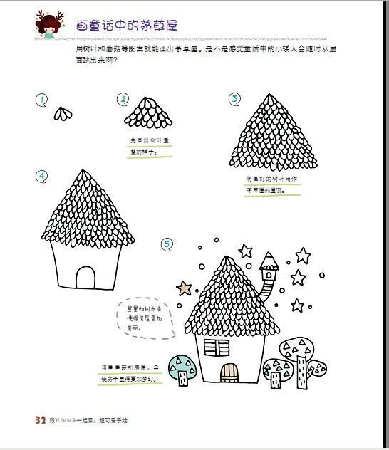 和yumma一起画 : 超可爱手绘(韩国超高人气插画师亲自示范,诚品书店