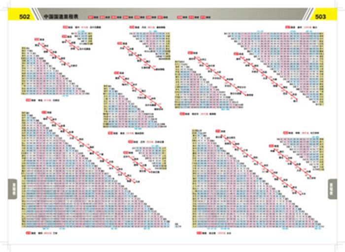 《2015中国高速公路及路网详查地图集(行车导航版)
