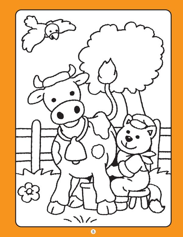 《幼儿园阶梯涂色》分为小班