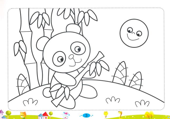 儿童彩笔画1