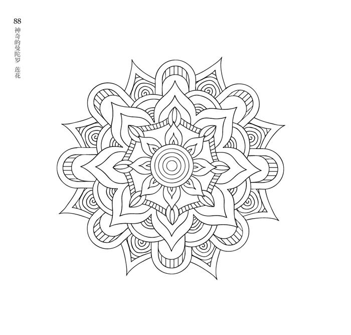 170多个经典手绘莲花图案,蕴藏曼陀罗的神奇力量,让你在涂色过程中获得自我唤醒及自我疗愈的正能量。 8幅唯美的曼陀罗莲花涂色案例,三种涂色笔(彩色铅笔、马克笔、水彩笔)涂色效果展示,简单的色彩搭配原理指导,让你轻松进入曼陀罗莲花的缤纷世界。 本书采用120克皓月胶,轻易着色却不透色,简单方便随身携带,是送给孩子、朋友、员工和自己的最好礼物。 随心意自由涂抹,有助于稳定情绪,缓解焦虑,还能够在色彩中发现自己的潜在能量。 适用于1100岁的人群,有效提高儿童专注力和观察力,缓解成人工作压力,是最好用的减压神器