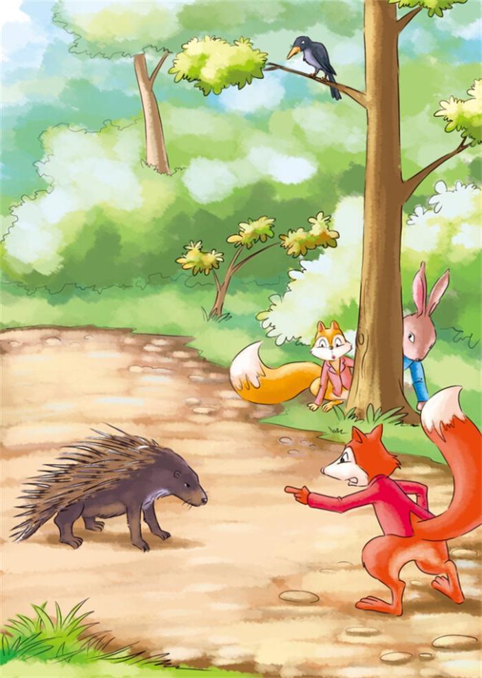 西风妈妈和小动物们的故事 西风妈妈的动物朋友们 [美]桑顿w.伯吉斯