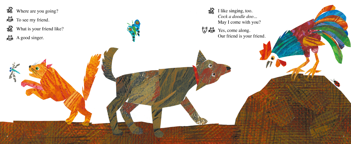 可爱动物简单笔画法