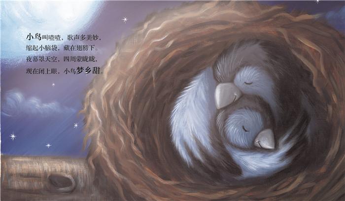 绘本大师的儿童诗:睡吧