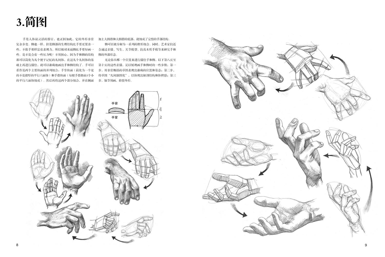 雕塑大师手绘稿