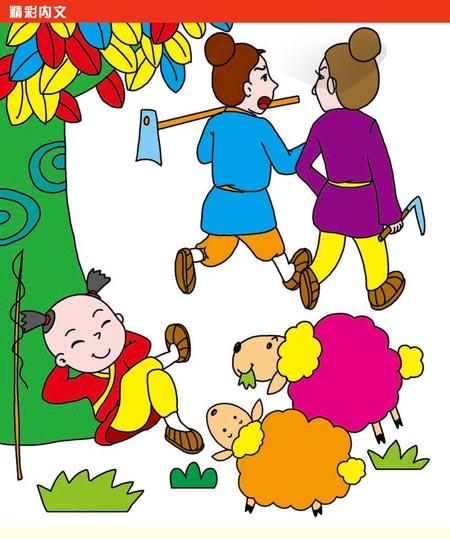 内容简介 《趣味故事绘画书》共六本分别为:《白雪公主小红帽》