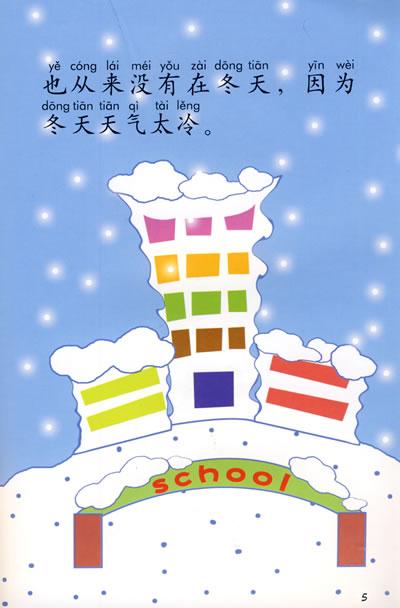 我的中文小故事(20)—学校的运动会(含1张cd-rom)