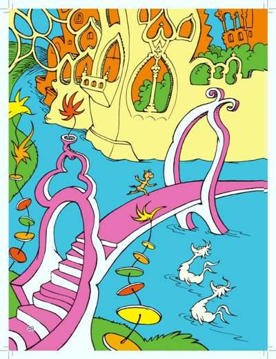 童动物园海报作文