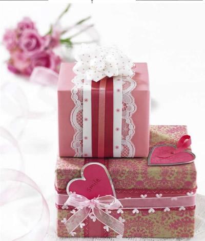 韩式礼品包装(资深韩国包装设计