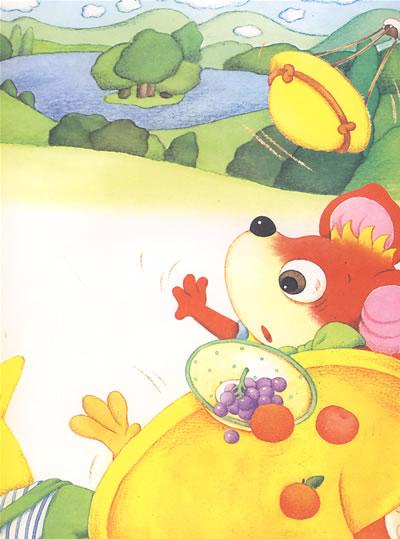 《红袋鼠安全自护金牌故事·灾害篇—轰隆轰隆》