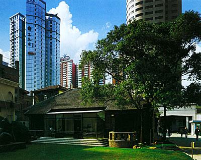繁華靜處的老房子·上海靜安歷史建筑