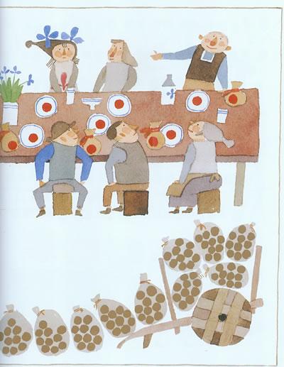 入选中国小学图书馆基本书目 入选中国小学生基础阅读书目 日本绘本大师安野光雅携手东大教授,倾心绘制,带领孩子们走进美丽的数学世界 百草园绘本馆