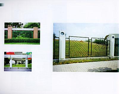 现代围墙·大门设计实录