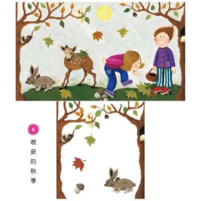 兒童手工做賀卡_兒童手工制作賀卡_兒童手工新年賀卡_女性網圖庫;
