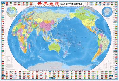 中国地图· 世界地图