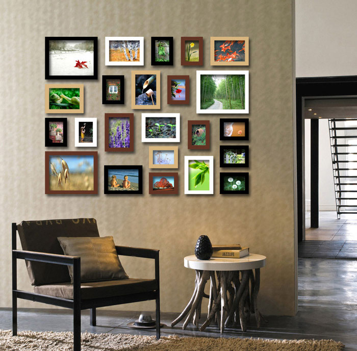 本品是傲乐斯照片墙配套专用画片,设计独特选图精美,全套共有23张