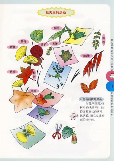 目  录 美丽的秋天 水果和干果 粮食 蔬菜 它们在忙什么?