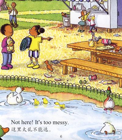 泡泡剑桥儿童英语故事阅读1(附mp3光盘)——新东方
