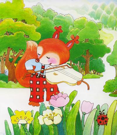 桃树 桃树树简笔画